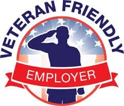 Veteran Friendly Employer